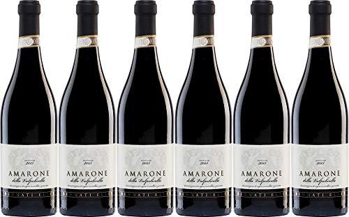 6x Corte Pitora Amarone 2016 - Weingut Casa Vinicola Bennati, Veneto - Rotwein