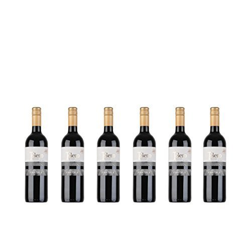 Telero rosso Puglia IGT Rotwein Italien 2017 trocken (6x 0.75 l)