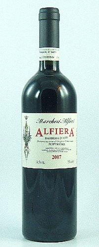 Barbera d`Asti Superiore Alfiera 2016 Marchesi Alfieri trockener Rotwein aus Piemont