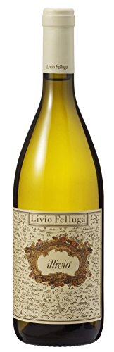 Illivio Colli Orientali del Friuli DOC tr. 2016 Livio Felluga trockener Weisswein aus dem Friaul