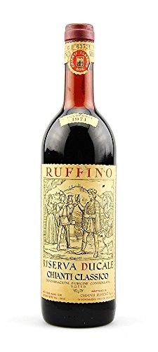Wein 1971 Chianti Classico Ruffino Riserva Ducale