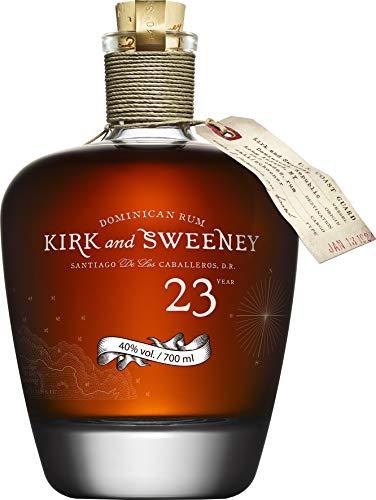 Kirk und Sweeney 23 Jahre alter Rum, 700 ml