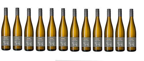"""Metzger """"Prachtstück"""" Weissburgunder Chardonnay Cuvée trocken Deutschland aus der Pfalz (12..."""