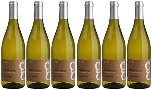 Az. Agr. Gorgo Chardonnay IGT del Veneto 2013/2014, 6er Pack (6 x 750 ml)