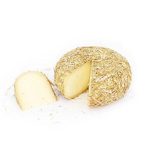 Ganzer Käselaib 800 gr - PECORINO TOSCANO DOP aus CASENTINO - Im HEURINDE gereift - Käse aus...