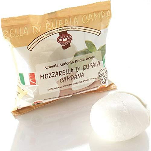 ÖMA Bio ÖMA Mozzarella di Bufala Campana DOP, Bio - SB (6 x 125 gr)