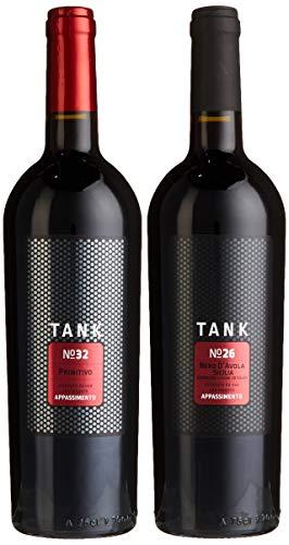 Camivini Weingeschenk'Tank' (2 x 0.75 l)