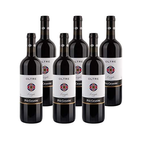 2016 Oltre Langhe DOC - Pio Cesare - italienischer trockener Rotwein aus dem Piemont (6x 0,75l)