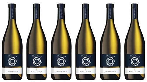 6x Alois Lageder Chardonnay 2019 - Weingut Alois Lageder, Südtirol - Weißwein
