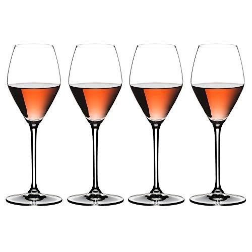 Riedel Extreme Rose / Champagner Weinglas, transparent, 4 Stück