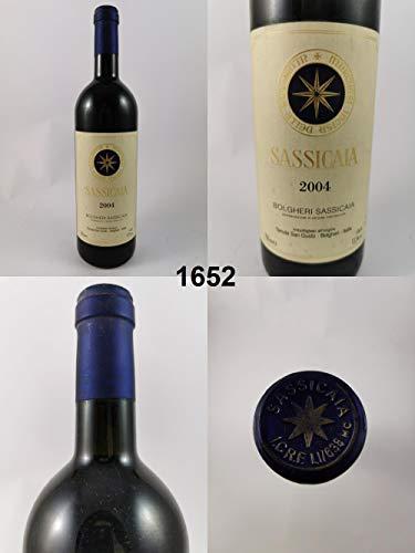 Tenuta San Guido - Sassicaia - Famille Incisa della Rochetta 2004