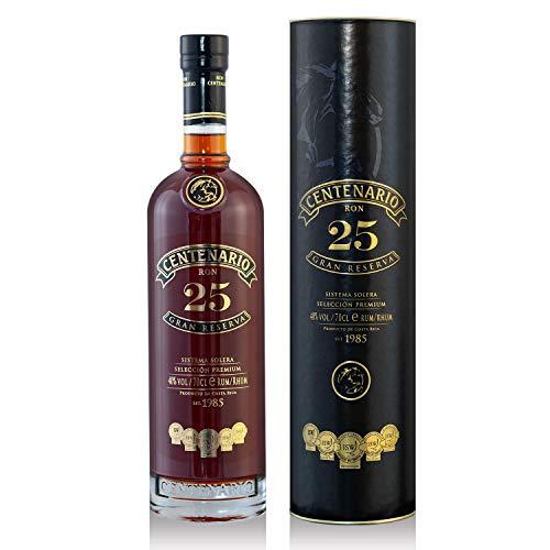 Centenario Gran Reserva 25 Jahre Rum (1 x 0.7 l)