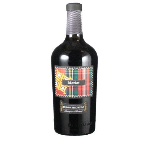Borgo Magredo Merlot 2016 trocken (0,75 L Flaschen)