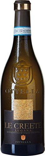 6x 0,75l - 2019er - Ottella - Le Creete - Lugana D.O.C. - Veneto - Italien - Weißwein trocken