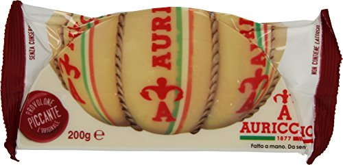Auricchio Provolone Piccante - Pikant (vakuumverpackt) 45 % Fett i. Tr. 200 gr.