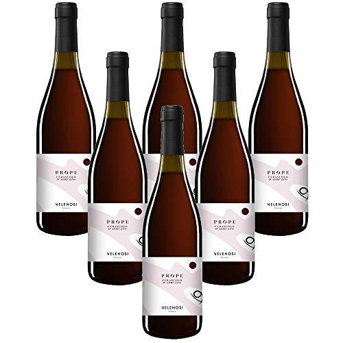 VELENOSI-Weine - Abruzzen-Marke PROPE Cerasuolo d'Abruzzo DOC Italienischer rosèwein (6 flaschen 75...