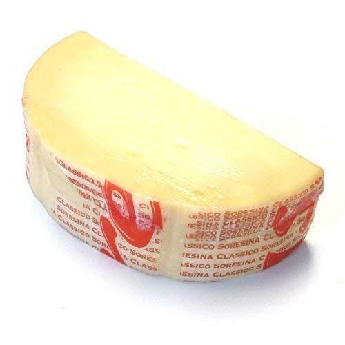 Provolone 800g Pikanter Pasta Filata Käse aus Italien Kühlversand in Styroporbox mit Kühlakku