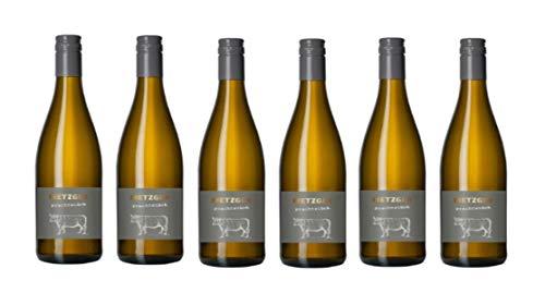 Metzger Prachtstück Weissburgunder Chardonnay Cuvée Weißwein Wein trocken Deutschland aus der...