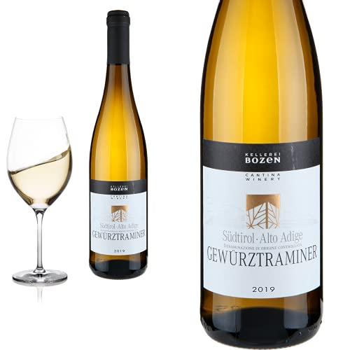 12er Karton 2019 Gewürztraminer Südtirol Cantina Bolzano - Bozen - Weißwein
