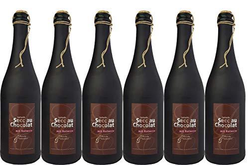 Gerhardt´s Secc au Chocolat mit Rotwein 6x 0,75 l (Aromatisiertes, weinhaltiges Getränk)