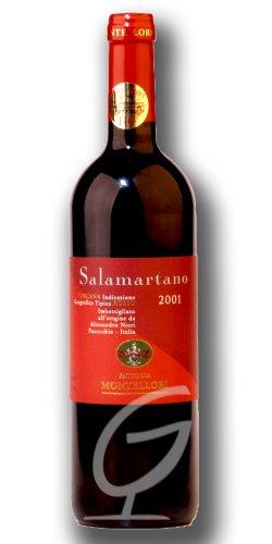 Fattoria Montellori Salamartone Cabernet Sauvignon 2001 trocken (1 x 0.75 l)