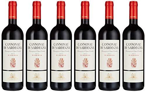Sella & Mosca Cannonau Riserva DOC trocken (6 x 0.75 l)