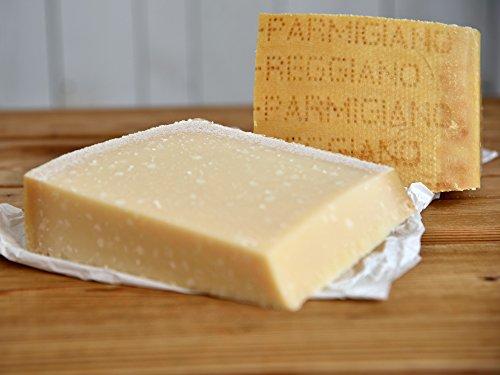 Parmesan Parmigiano Reggiano - Käse 30 Monate gereift - Rohmilchparmesan aus Italien