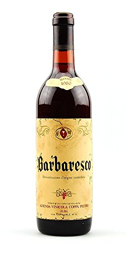 Wein 1980 Barbaresco Pietro Coppa