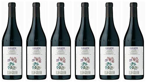 6x Elio Grasso Langhe Nebbiolo Gavarini 2018 - Weingut Elio Grasso, Piemonte - Rotwein
