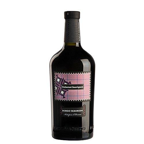 Borgo Magredo 2015 Cabernet Sauvignon DOC Vegan 0.75 Liter