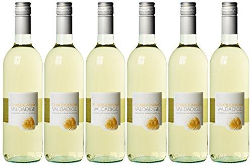 Cantina Valdadige Chardonnay Jahrgang 2019 (6 x 0.75 l)