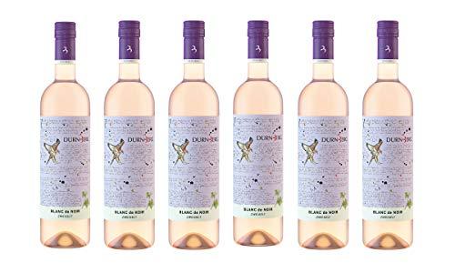 Dürnberg - Blanc de Noir 2019 - Qualitäts Weißwein aus Österreich, trocken - Unverwechselbarer...