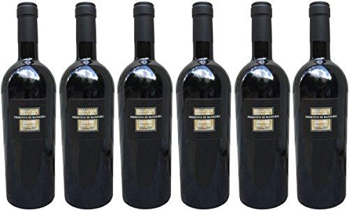 Sparpaket Cantine San Marzano Sessantanni Primitivo Di Manduria D.O.P. 2014 (6 Flaschen)