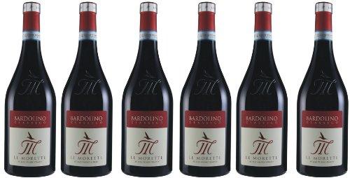 Bardolino Classico Le Morette, Valerio Zenato DOC Rot trocken 0,75 Ltr.6er-Pack
