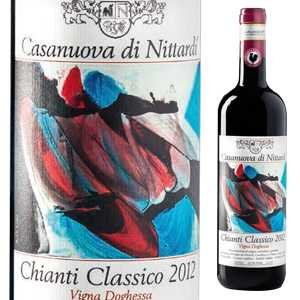 Nittardi Casanouva di Nittardi Chianti Classico Vigna Doghessa 2016 trocken (1 x 0,75 l)