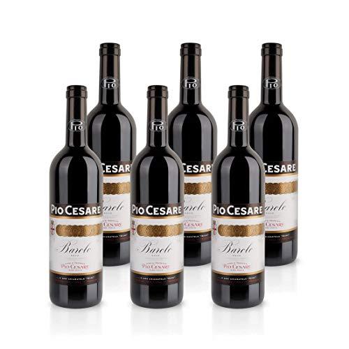 2015 Barolo DOCG - Pio Cesare - italienischer trockener Rotwein aus dem Piemont (6x 0,75l)