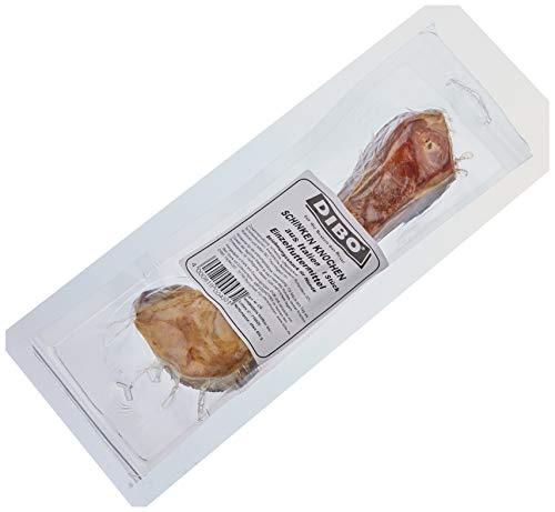 DIBO Schinkenknochen, ca. 23cm langer Knochen - Naturkau-Snack oder Leckerli für Zwischendurch,...