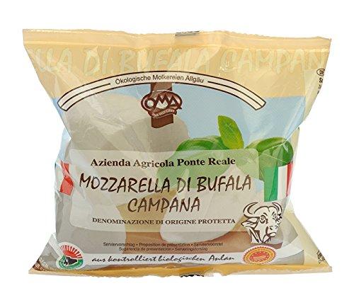 ÖMA Bio-Büffelmozzarella, 125 g
