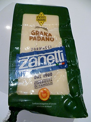 Grana Padano von der Firma Zanetti Italien Käse