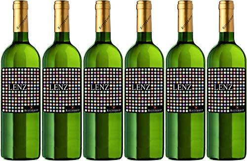 6x Lenz Weisswein Cuvee 2019 - Weingut Ritterhof - Südtirol, Trentino-Alto Adige - Weißwein