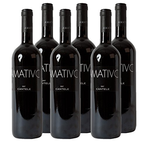 Amativo Salento Rosso IGT Rotwein Italien 2016 trocken (6x 0.75 l)