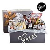 Gepp's Feinkost Bella Italia Geschenkbox | Geschenkkorb gefüllt mit italienischen Delikatessen,...