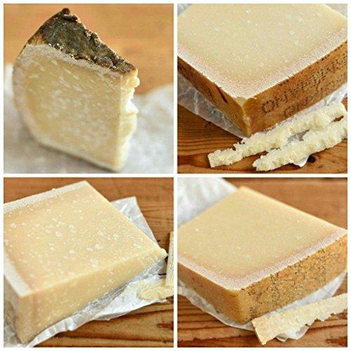Parmesan, Pecorino & Brüder - Probierpaket - Set 4 bis 6 Sorten = 1.000g Käse VAKUUMIERT - Auch...