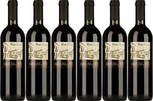 6x Corte Pitora Bardolino 2018 - Weingut Casa Vinicola Bennati, Bardolino - Rotwein