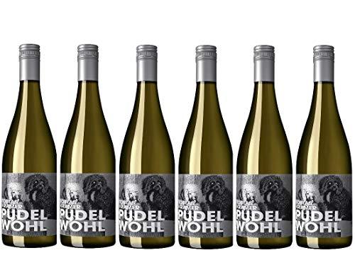 2018er Tobias Krämer I Pudelwohl I Grauburgunder – Weissburgunder Cuvée I Weißwein I Wein I QbA...