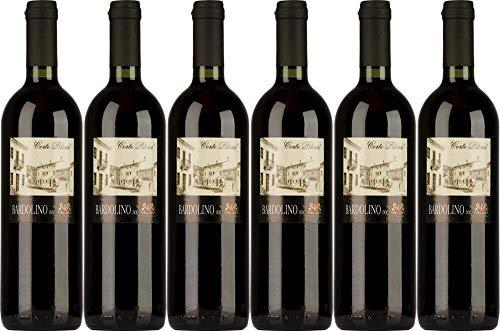 6x Corte Pitora Bardolino 2019 - Weingut Casa Vinicola Bennati, Bardolino - Rotwein