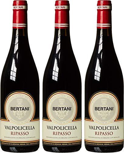 Bertani Ripasso Valpolicella DOC 2015/2016 (3 x 0.75 l)