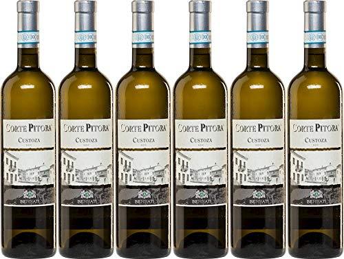 6x Corte Pitora Custoza 2018 - Weingut Casa Vinicola Bennati, Veneto - Weißwein