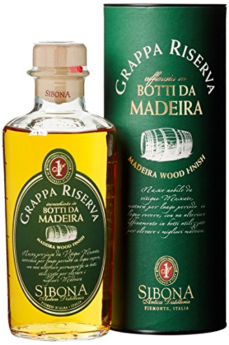 Sibona Grappa aged in Madeira Wood (1 x 0.5 l)