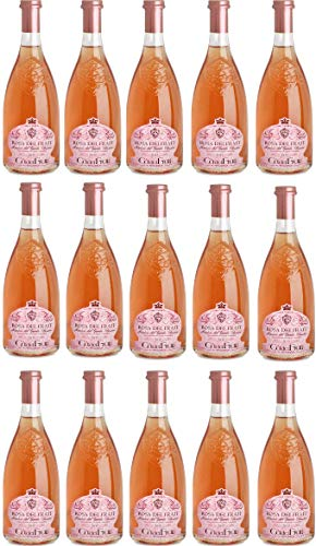 Rosenwein Rosa dei Frati Riviera del Garda Classico Doc 2019 - Weingut Cà dei Frati 15 Flaschen